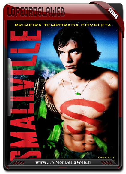 Smallville - Temporada 1 - 720p - Latino - Mega