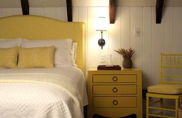 #15 Yellow Bedroom Design Ideas