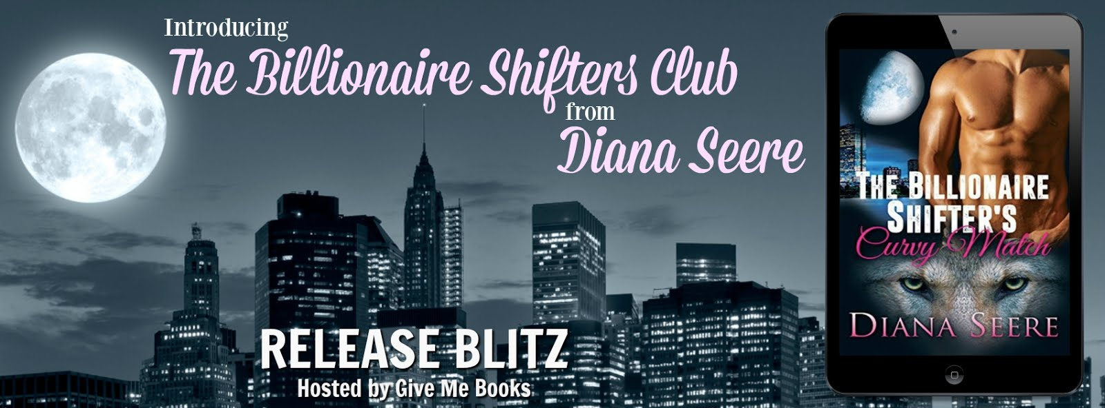 The Billionaire Shifters  Curvy Match Release