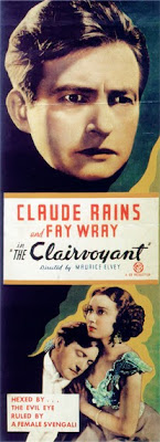 Poster - The Clairvoyant (aka The Evil Mind; 1935)