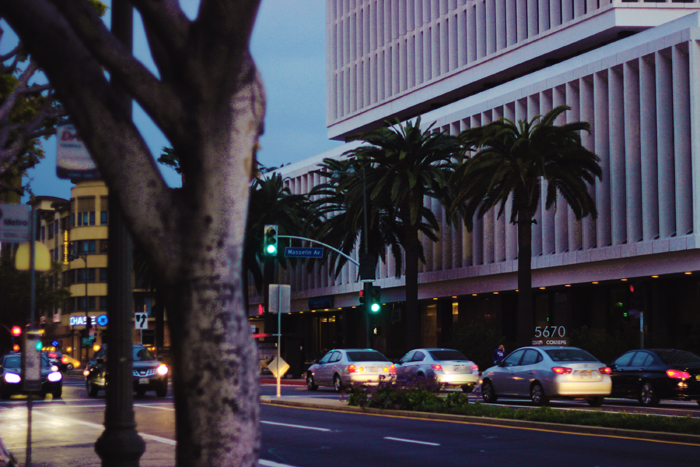 Places to see on wilshire blvd la brea tar pits