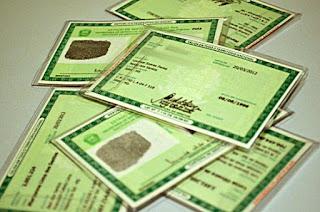 IPC da Paraíba vai emitir carteira de identidade com tipo sanguíneo e fator RH