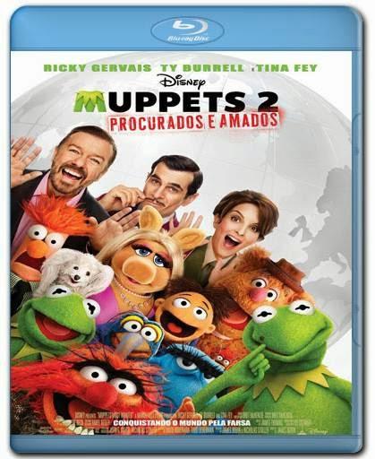 Filme Muppets 2 Procurados e Amados