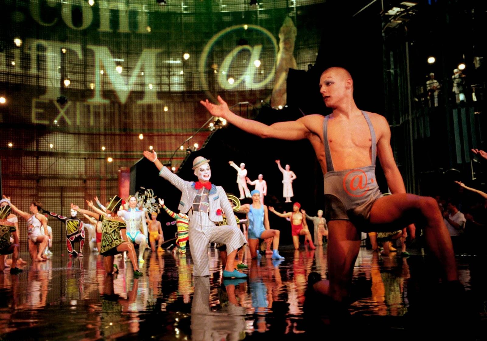 Fechas Cirque Du Soleil en Noviembre 2014 Riviera Maya Mexico