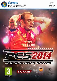 Download PES (pro evolution soccer) 2014 full version (include crack)