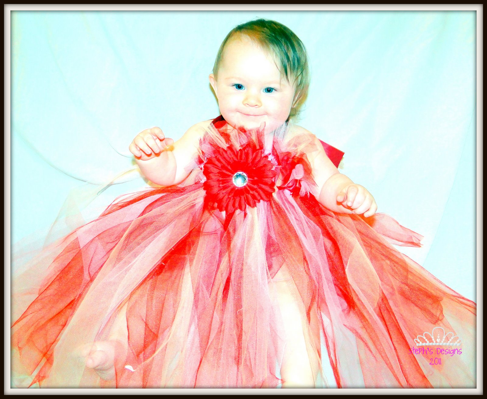 Baby dresses for girls baby dress - Baby Dress Models A Baby Around 6 12 Months