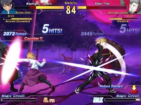 GAME Melty Blood: Act Cadenza Ver. B