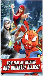Spider-Man Unlimited v1.9.0f Mod Apk 3