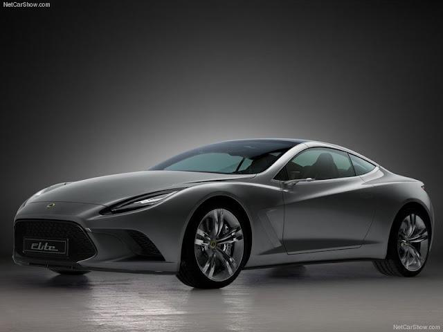 Lotus,Lotus Elite Concept (2010),Elite Concept