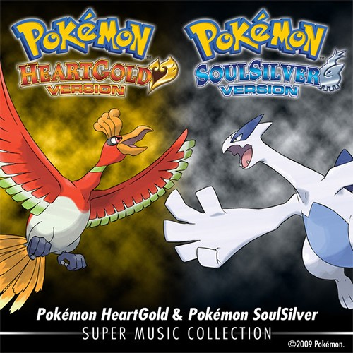 Pokémon HeartGold & SoulSilver: Super Music Collection (Descarga)