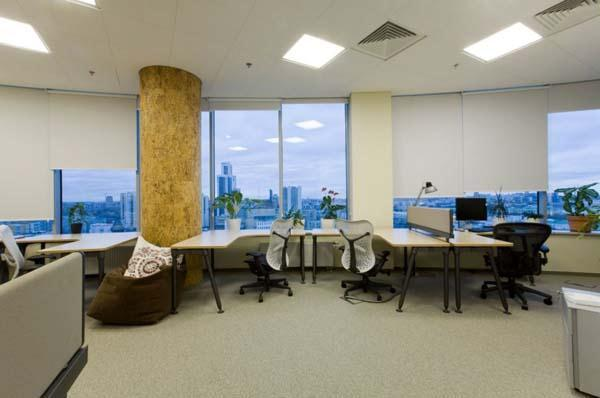 This Picture Below Are Some Example Of Cool And Cozy Office Interior Design  Ideas.