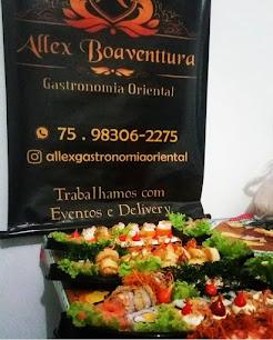 Allex Boaventura Gastronomia