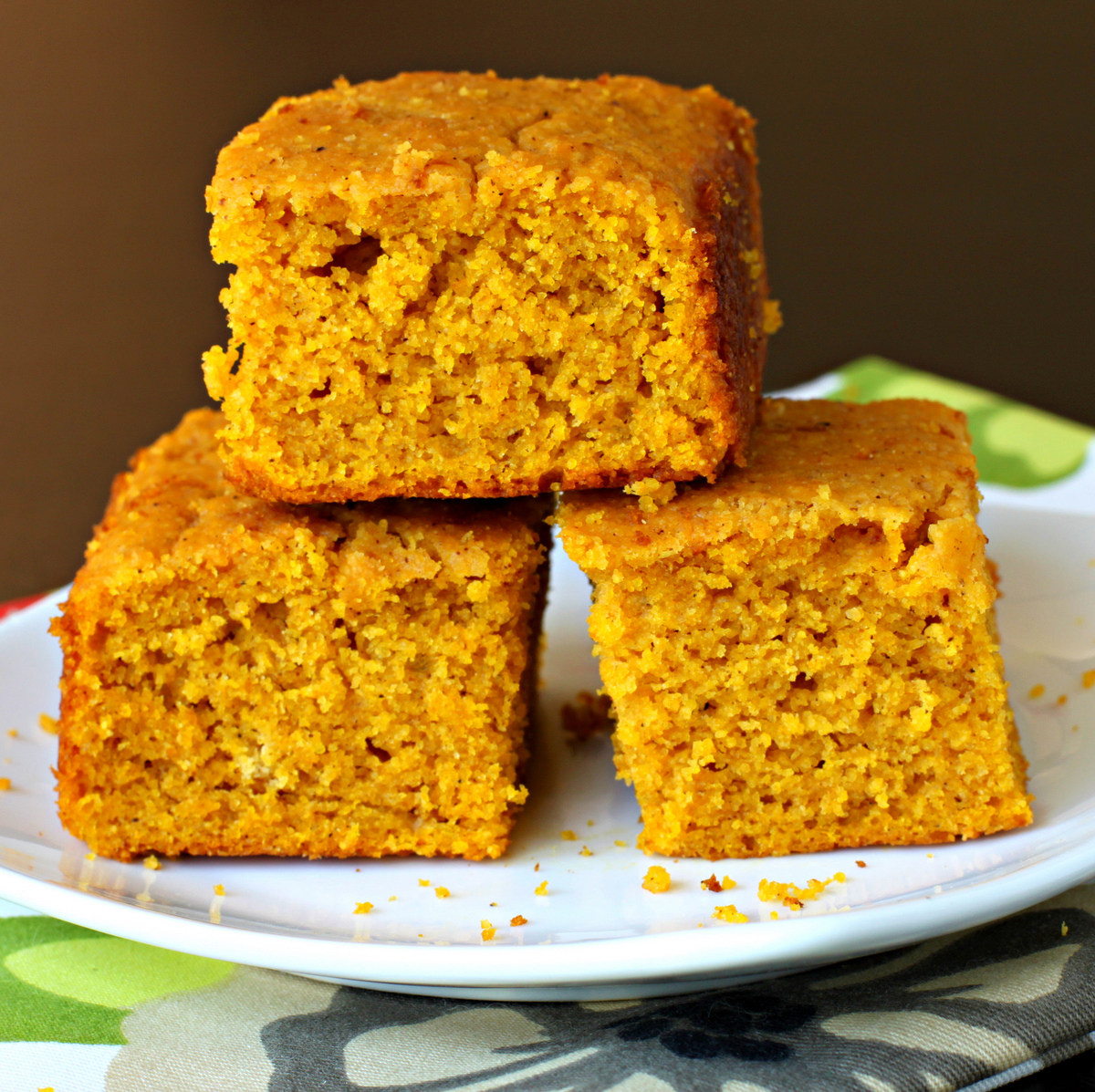 Sugar Cooking: Pumpkin Cornbread