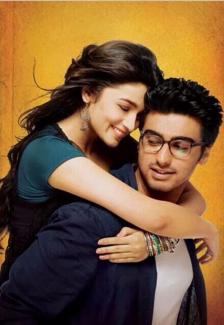 2 States actors Alia Bhatt and Arjun Kapoor chemistry