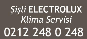 Electrolux Şişli Klima Servisi