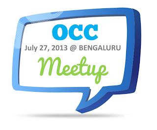 OCC Generic Meet @ JP Nagar / Bannerghatta Road