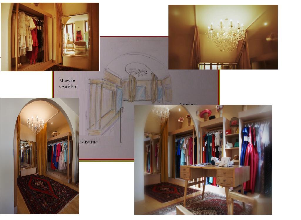 Interiorismo y decoracion lola torga una tienda de ropa - Alquiler decoracion ...