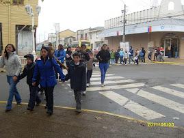 LOS FORJADORES AMBIENTALES DE LA ESCUELA ARCOIRIS.