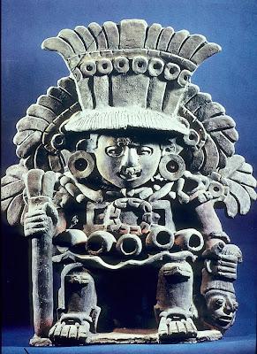 La Teogonía Zapoteca y sus vestigios en Tehuantepec <br>Guido Münch Galindo<br>Anales de Antropología-UNAM, 1983