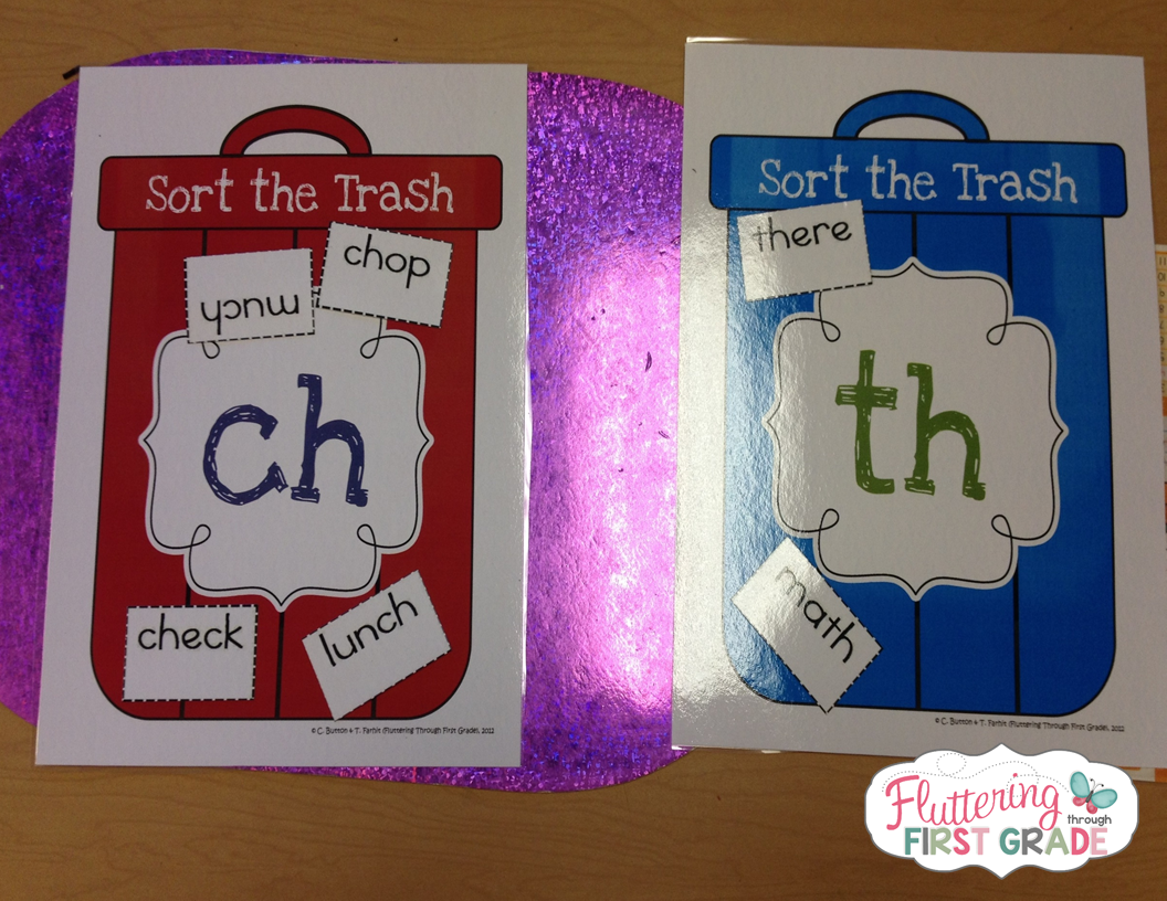 Digraphs seem to be a challenge this year so to help our friends we