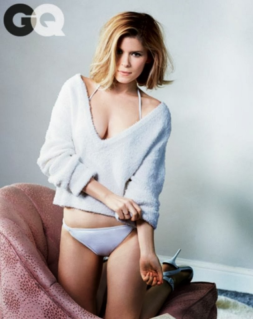 Kate Mara HQ Pictures GQ Magazine Photoshoot March 2014