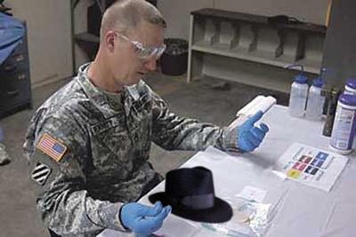 military scientist