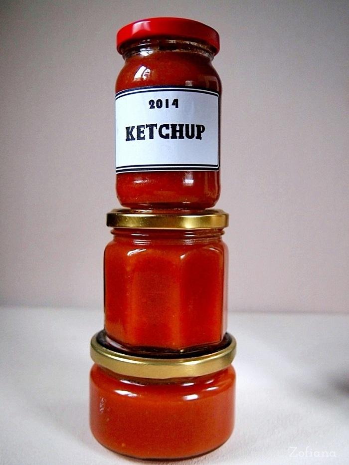 zucchini ketchup