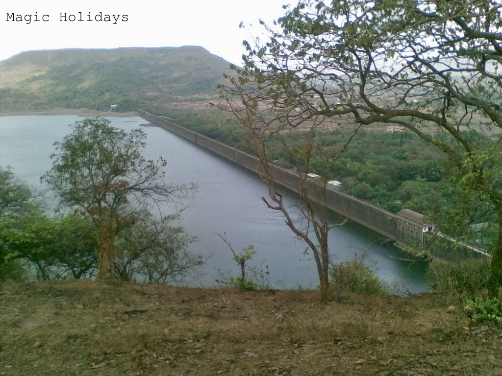 Valvan Dam: Lonavala