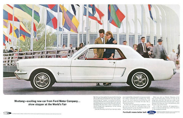 Happy Birthday: Ford Mustang's 49th Anniversary