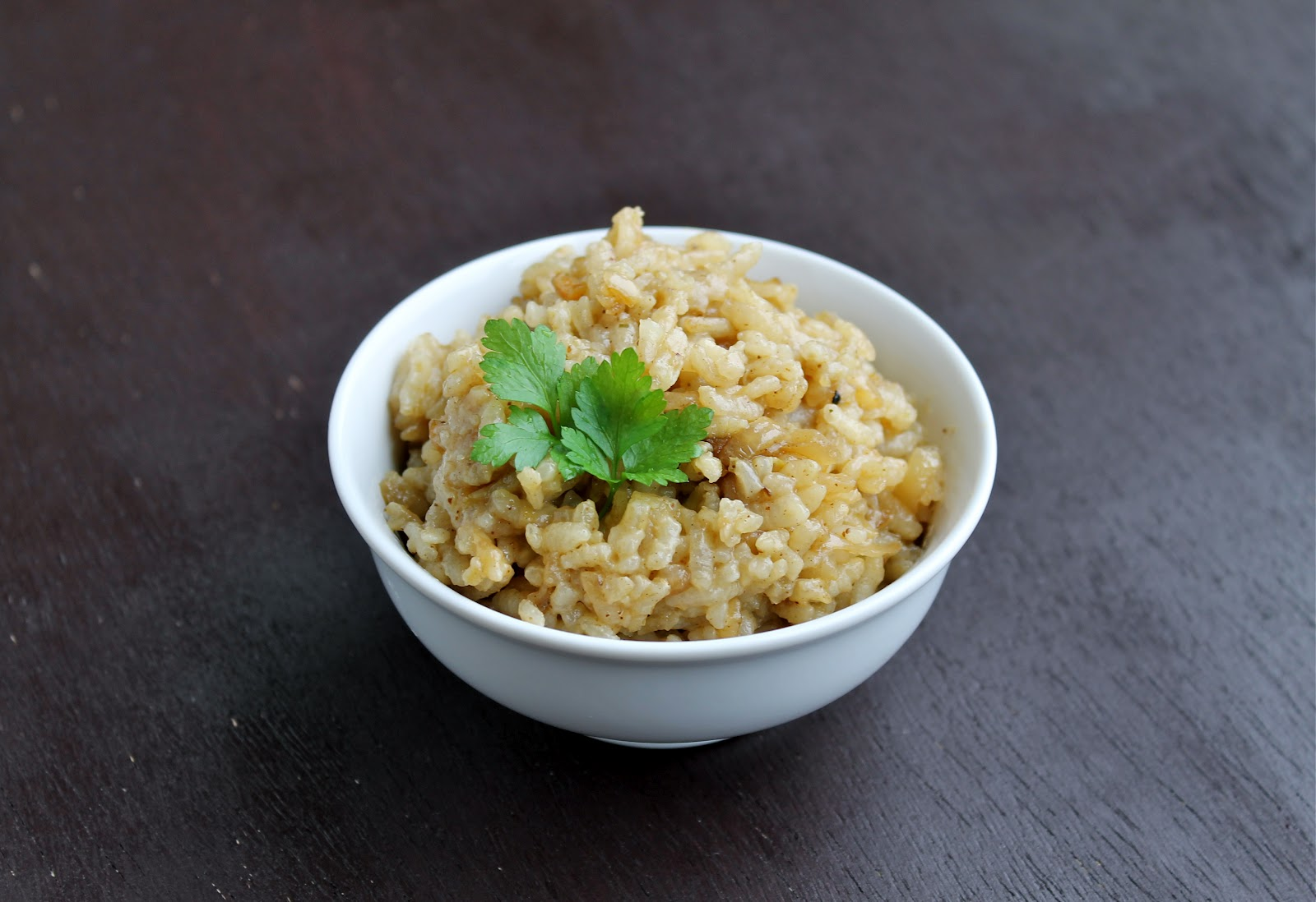 Kate's Short and Sweets: Baked Lemon Risotto - vegan & gluten free
