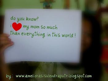 i ♥ my mom