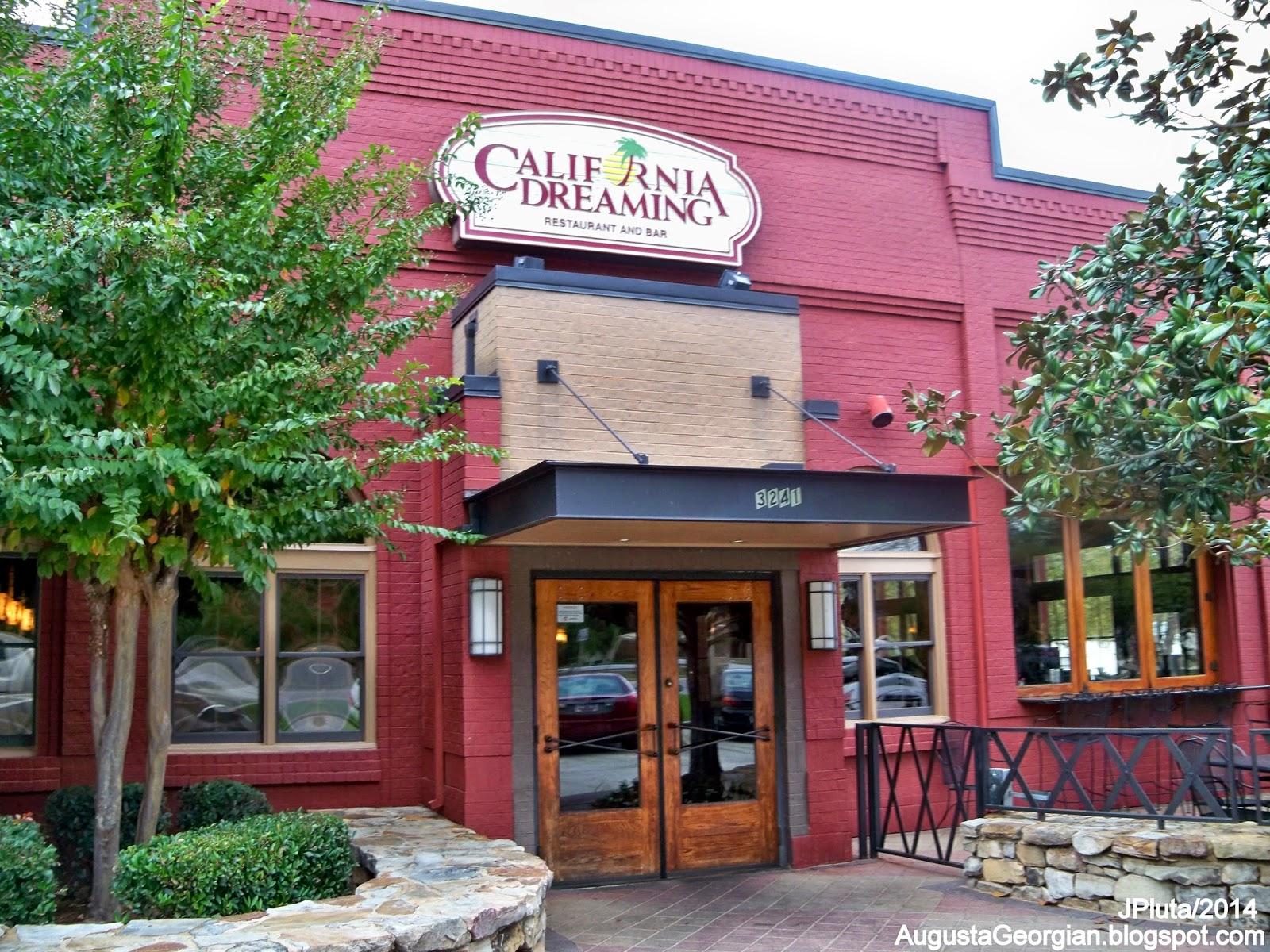 Augusta Ga Restaurants Open On Sunday