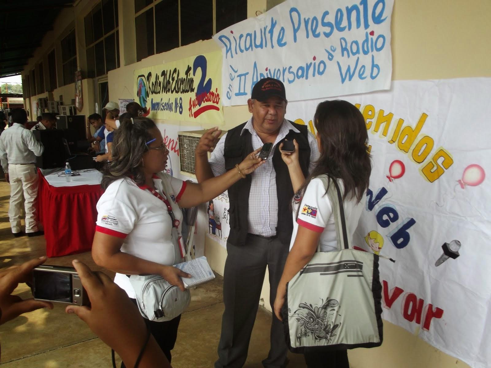 UNA BREVE INFORMACION SOBRE LOS ALCANCES DE LA RADIO ESCOLAR