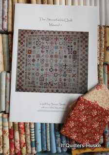 BOM;The Stonefields Quilt