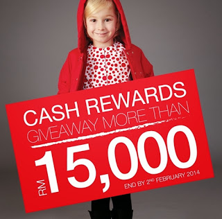 PONEY CASH REWARD GIVEAWAY 2013