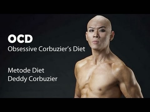 Cara Diet OCD Ala Deddy Corbuzier