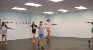 charlotte north carolina jazz dance class