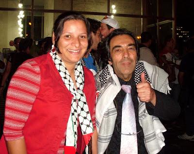 Ato histórico em São Paulo pelo Estado da Palestina Já - foto 62