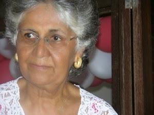 Mabel Velloso lançará obra no Centro Histórico (Foto: Divulgação)