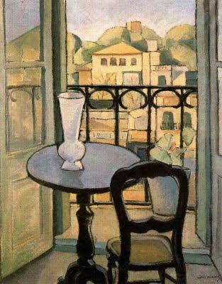 El balcó (Albert Ràfols-Casamada)