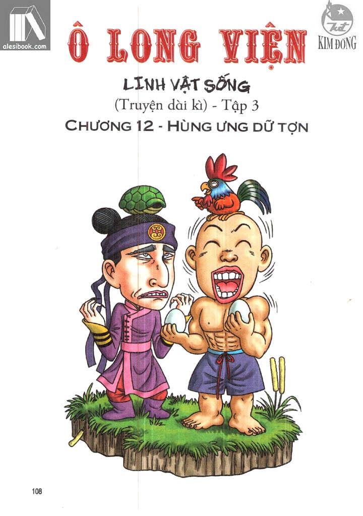 TruyenHay.Com - Ảnh 1 - Ô Long Viện- Linh Vật Sống Chap 12
