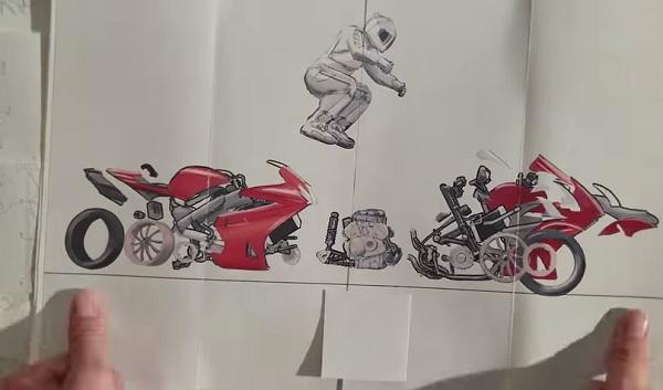 Honda Paper
