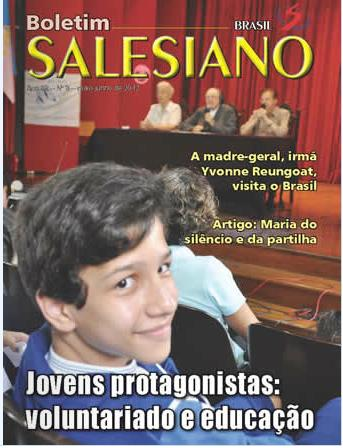 "Boletim Salesiano ""ON-LINE"""