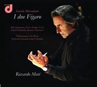 Mercadante - I due Figaro: Riccardo Muti: DUC 045-47