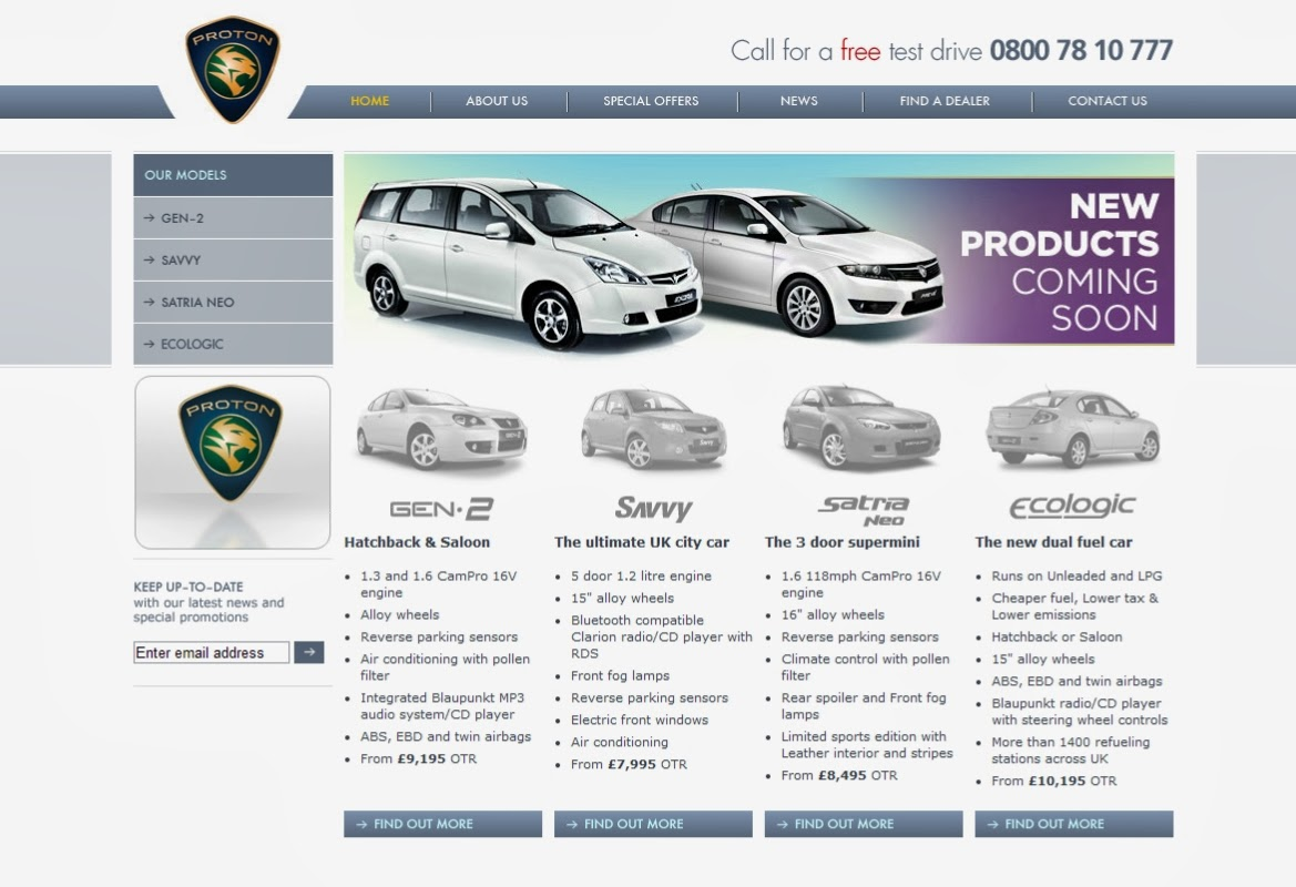 proton new car releaseProton UK to release newer models  Car News  Auto Lah