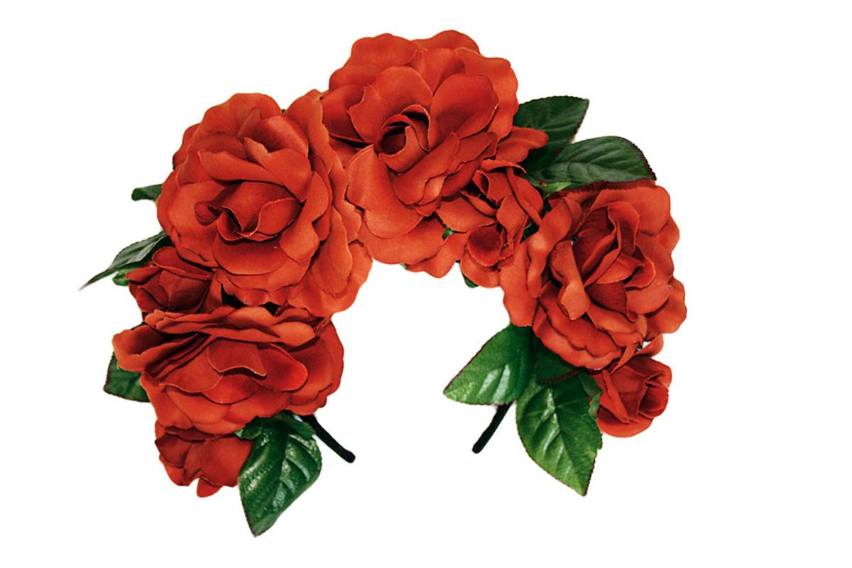 El blog de malules coronas de flores - Coronitas de flores ...