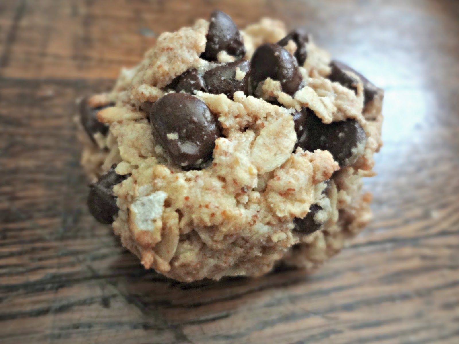 ... Cooking Actress: Healthy Oatmeal Almond Butter Chocolate Chip Cookies