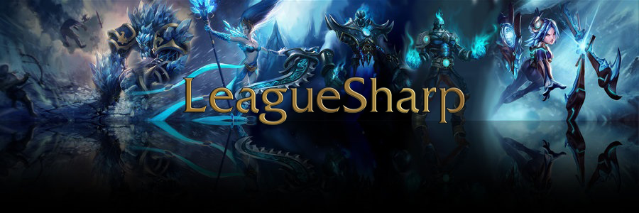 Leaguesharp updated