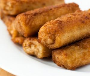 croquettes au jambon de bayonne