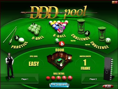 DDD Pool Full Version ~ PC Mini Games